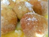 Jahodové knedlíky z bramborovo-tvarohového těsta recept ...