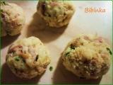 Masovo-kuskusové knedlíčky do polévky recept