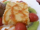 Cuketovo-jablečno-pudinkové řezy recept