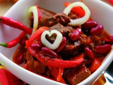 Recept Pikantní hovězí maso