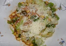 Italský salát  tuňákový recept
