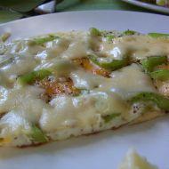 Vegetariánská vaječná omeleta recept