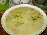 Brokolicovo-nivová polévka recept