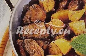 Kuřecí prsa s pomeranči recept  drůbeží maso