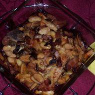 Kotlety se slaninou a mandlemi recept