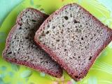 Chléb z červené řepy s jarní cibulkou recept