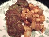 Moje brokolicove placicky recept