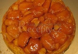 Jablečný koláč Tart Tatin