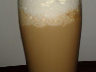 Ledová káva Amaretto