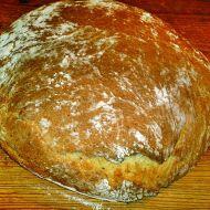 Bílý bramborový kmínový chléb mojí babičky recept