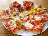 Moje pizza recept