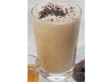 Ledová káva s alkoholem