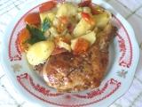 Kuře po italsku recept