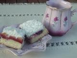 Švestkový koláč s kokosovou peřinou recept