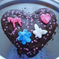 Sacher dort sestřičky Dáši recept