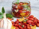 Naložená sušená rajčata ( ze sušičky ) recept