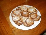 Rozinkové sušenky recept