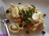 Bramborový salát s ančovičkovým dresinkem recept