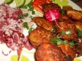 Kuřecí střapačky v bramborákovém těstě recept