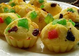 Bleskové košíčky s ovocem recept