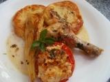 Mezinárodní kuře recept