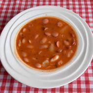 Fazolková polévka recept