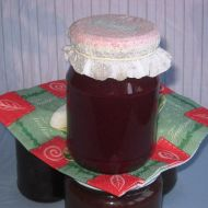 Višňová marmeláda recept
