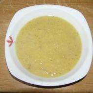 Zdravá polévka z červené čočky recept