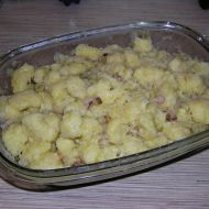 Chlupaté knedlíky z jedné mísy recept