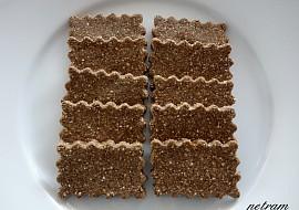 Mandlovo-lněné krekry (bez lepku, mléka a vajec) recept ...