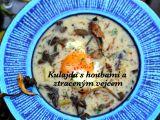 Kulajda s houbami a ztraceným vejcem (trošku jinak) recept ...
