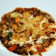 Chilli con carne s kuřecím masem recept