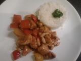 Čína Kung Pao recept