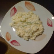 Vajíčková pomazánka s majonézou recept