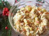 Bramborový salát  odlehčený se šmakounem recept