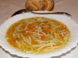 Zeleninová polievka s krupicou 1 recept