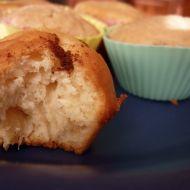 Muffiny s kousky jablek recept