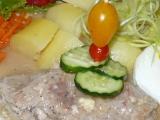 Vepřová kapsa se salámem a sýrem recept