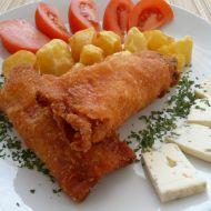 Šunkové rolky s kuřecím masem recept