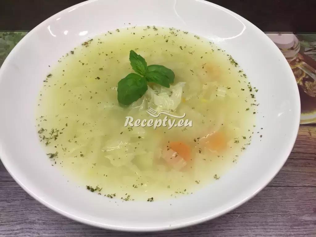Výborná poctivá zelňačka recept  polévky