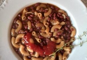 Boloňské fazole pro vegany