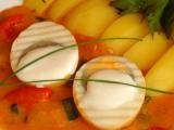 Paprikový perkelt s vařenými vejci recept