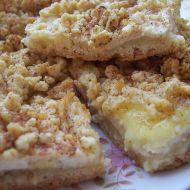Koláč s tvarohovo-vaječnou náplní recept