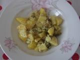 Smetanovo-nivová brokolice recept
