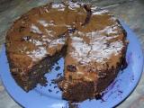 Makovo  jablečný dortík (bez mouky) recept