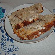 Sladký tvarohový chléb recept