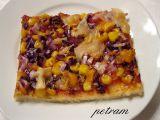 Pizza bez lepku, mléka a vajec recept