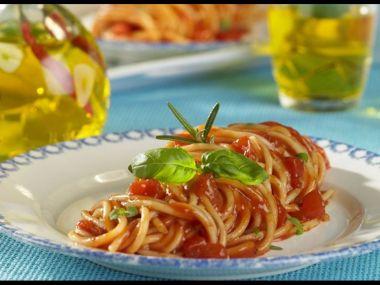 Omáčka na špagety  co dům dal