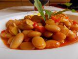 Pilaki  pikantní fazole recept
