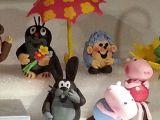 Krtek a kamarádi, prasátko Peppa, Vlk a zajíc, Pat a Mat recept ...